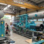 Zudek: efficiency, reliability and sustainability